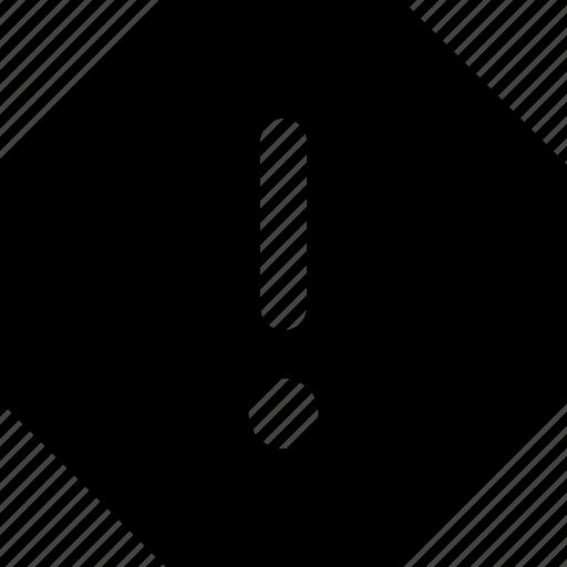 alert, stopsign icon