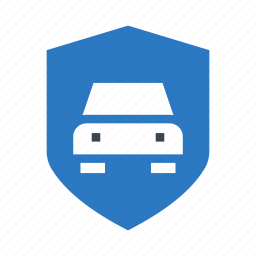 car, protection, security, shield, vehicle icon