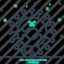 antivirus, bug, firewall, protection, quarantine, security icon