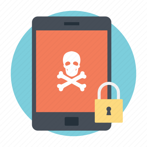 cyberspace, hacking, malware, ransomware, system hacked icon
