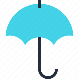 insurance, protection, rain, safety, security, umbrella, weather icon