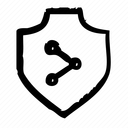 network, protection, safety, secure, security, shield icon