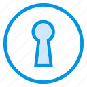 lock, privacy, private, protection icon