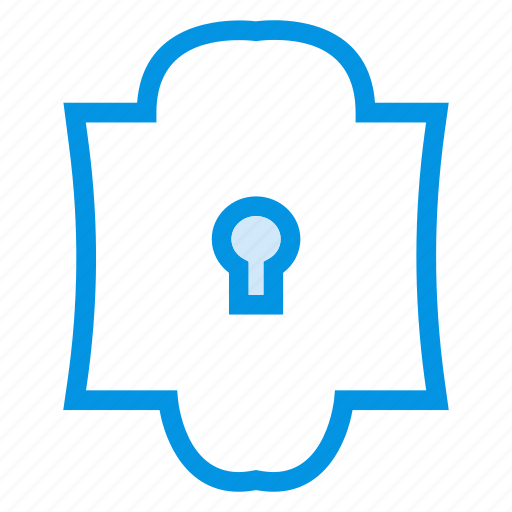 lock, private, protect, safety icon