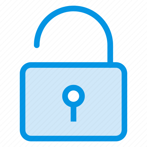 security, unlock, unsecure, unsecured icon