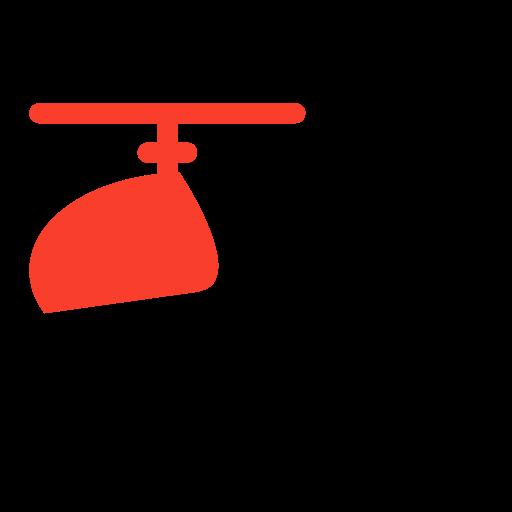 aircraft, halicopter, transport, transportation icon