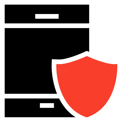 lock, mobile, phone, security icon