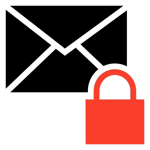 mail, protection, protectmail, security icon