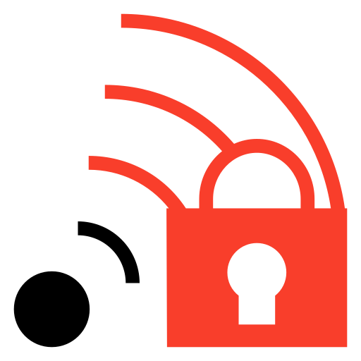 lock, secure, signal, wifi icon