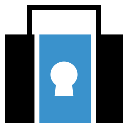 bag, lock, security, suitcase icon