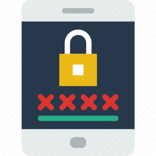 business, code, pin, police, secure, security icon