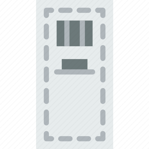 business, cell, jail, police, secure, security icon