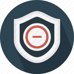 block, protect, secure, security, shield icon