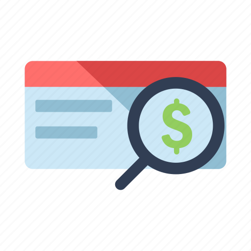 account verifying, business, money, safety, security, statement icon