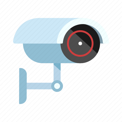 camera, cctv, protection, safety, security, technology, video icon