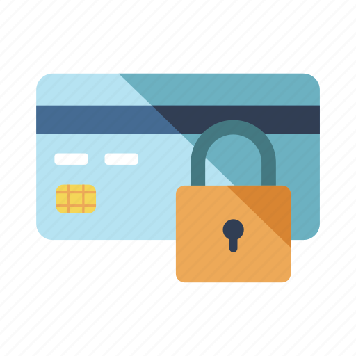 banking, credit card security, finance, identity, safety, security icon