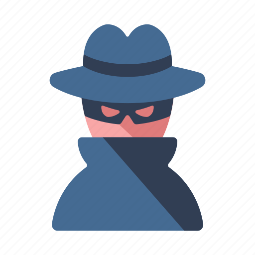 burglar, crime, criminal, guilt, shady, thief icon