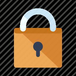 encryption, keyhole, lock, protection, safe, safety, security icon