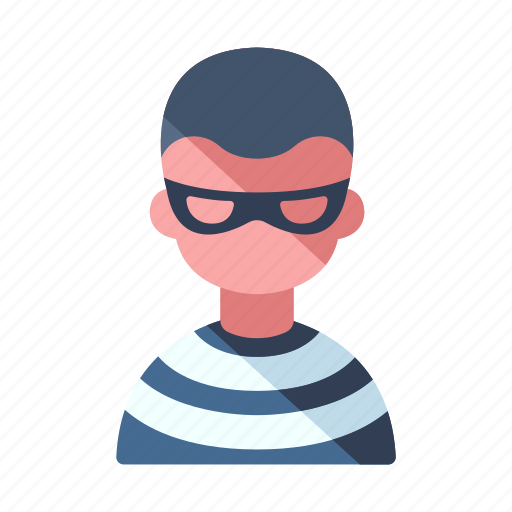 burglar, burglary, criminal, robber, robbery, theft, thief icon