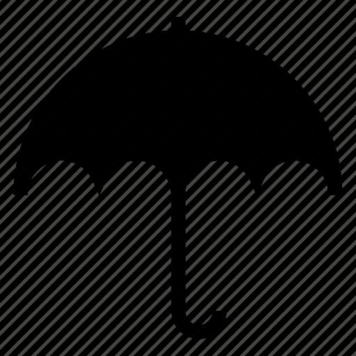 protection, rain, umbrella, weather icon