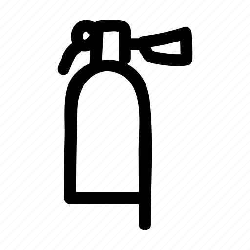emergency, extinguisher, fighter, fire, security icon