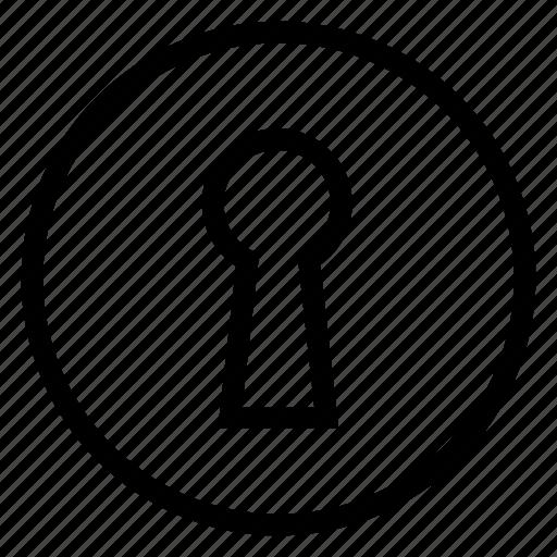 lock, privacy, private, protection icon