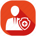 admin, protection, safety, secure, security, server, shield icon