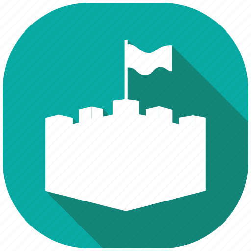 castle, protection, safety, secure, security, server, shield icon