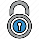 encryption, firewall, guard, lock, server, shield icon