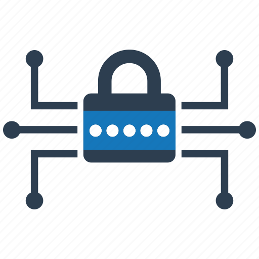 encryption, firewall, guard, lock, shield, tech icon