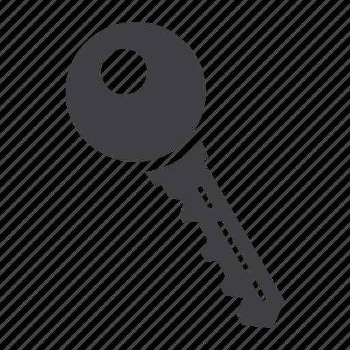 access, door, key, password, secret, security, unlock icon