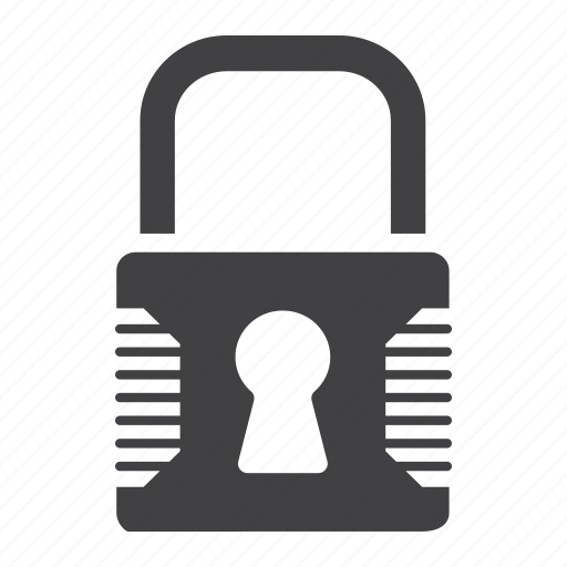 Web, lock, safe, padlock, key, security, password icon