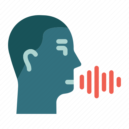 Audio, control, recognition, security, spectrum, speech, voice icon - Download on Iconfinder