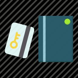 access, card, door, keypad, reader, security, swipe icon