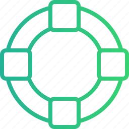 float, help, insurance, life, safety, secure, support icon