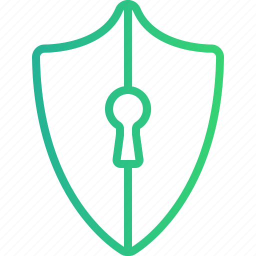 antivirus, defence, guard, lock, protection, safety, shield icon