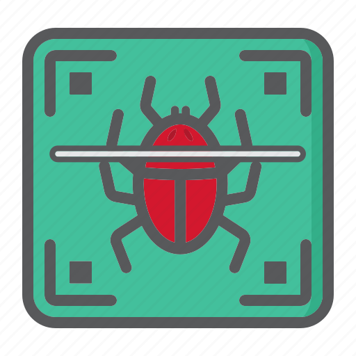 antivirus, bug, scan, search, security, software, virus icon