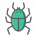 antivirus, biology, bug, infection, medical, security, virus icon
