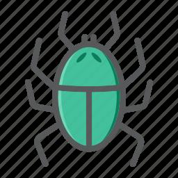 antivirus, biology, bug, infection, medical, security, virus icon
