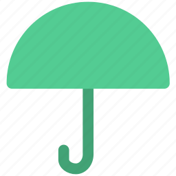 insurance, privacy, protection, security, shield, umbrella icon