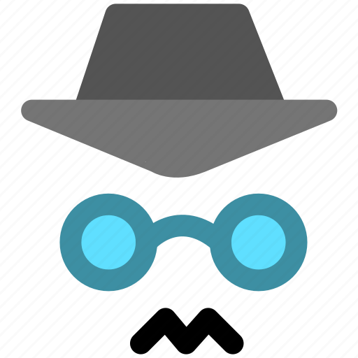 detective, safety, security, spy icon