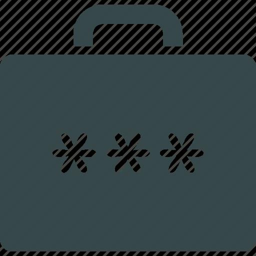 bag, baggage, box, briefcase, career, case, storage icon