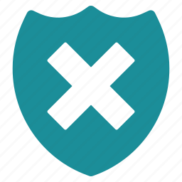 fail, failed, failure, lock, protection, secure, wrong icon