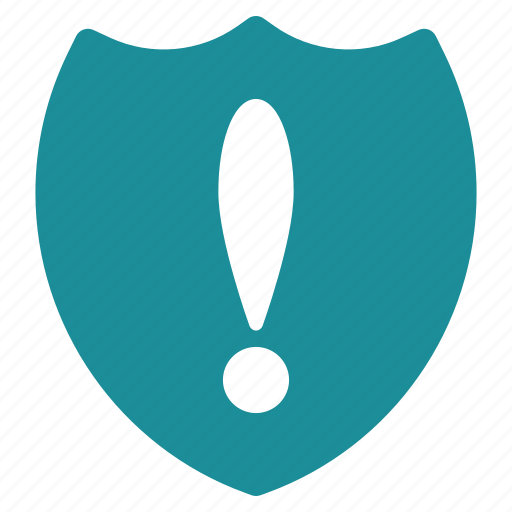 antivirus, guard, protect, protection, safety, security, warning icon