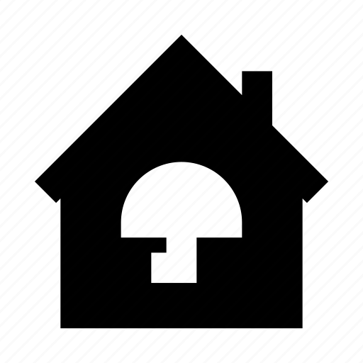house, protect, protection, secure, security, umbrella icon