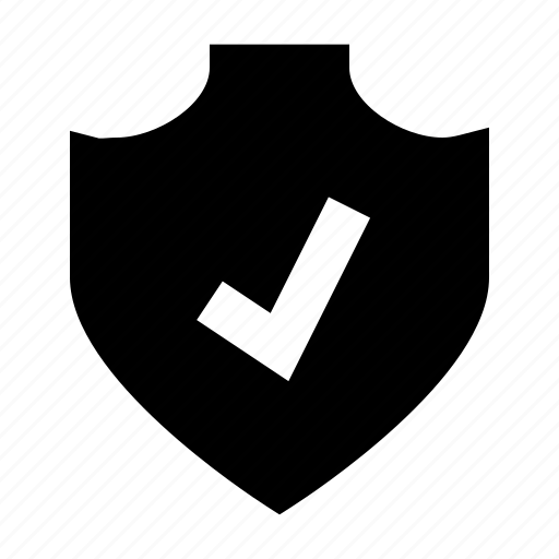 check, protect, protection, secure, security, shield icon