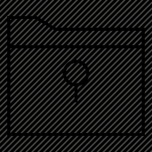 folder, folderlock, lock, security icon
