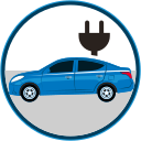 auto insurance, car, car insurance, electric cars, electric power, service, tesla cars, transport icon