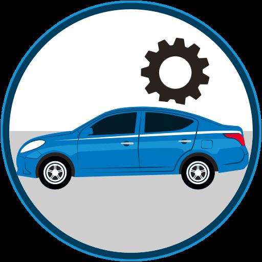 auto insurance, car damage, car insurance, mecanico, seguro, seguro de autos icon