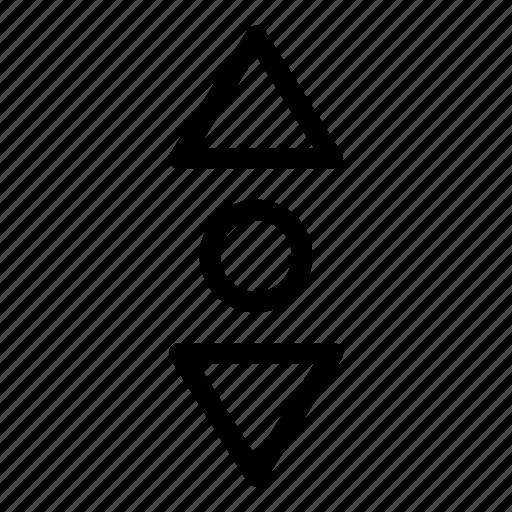 arrow, arrows, direction, edit tools, move, multimedia option, orientation icon